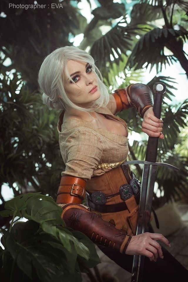 The Witcher 3: cosplayer reproduz Ciri perfeitamente 2
