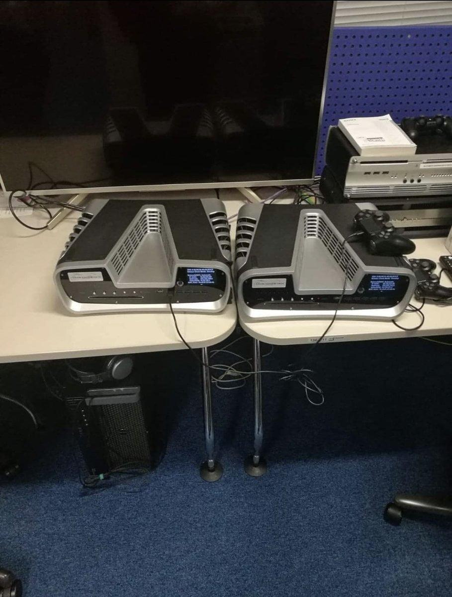 Vaza nova imagem do Dev KIT do PlayStation 5 [rumor] 2