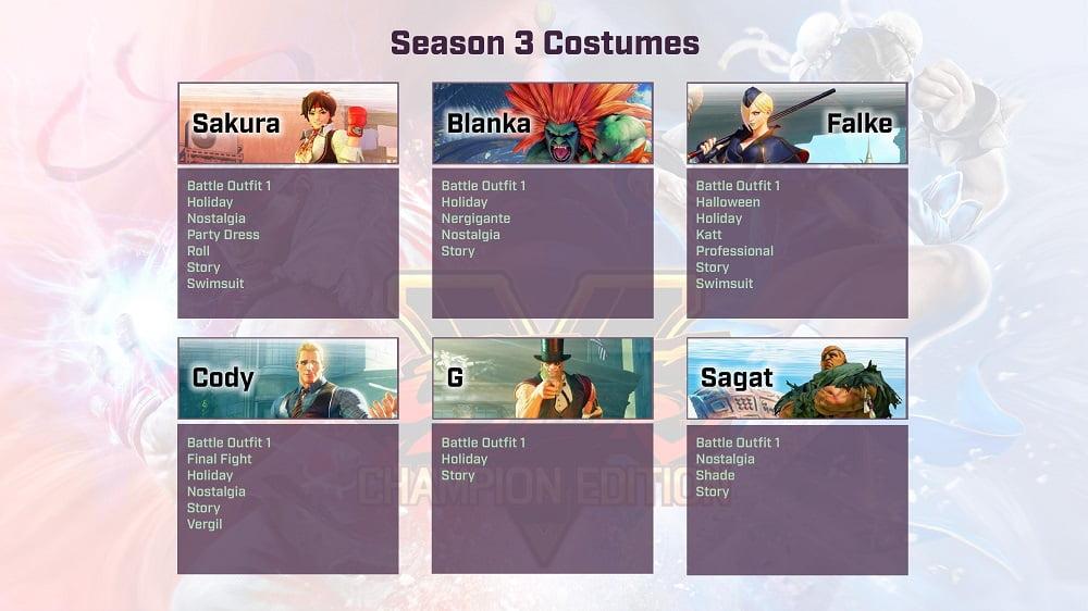 Street Fighter V: Champion Edition: Capcom revela mais detalhes do game 5