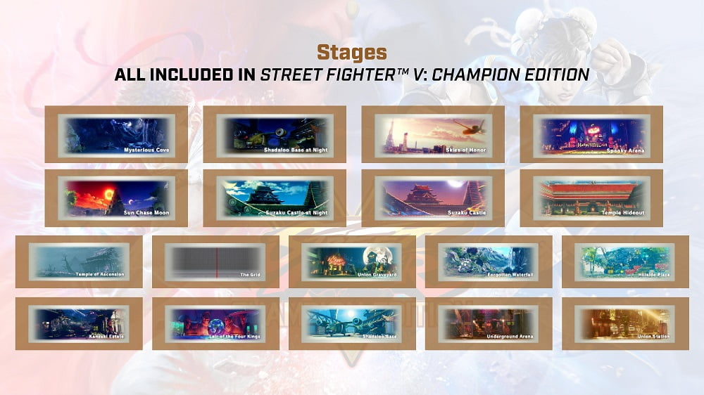 Street Fighter V: Champion Edition: Capcom revela mais detalhes do game 8
