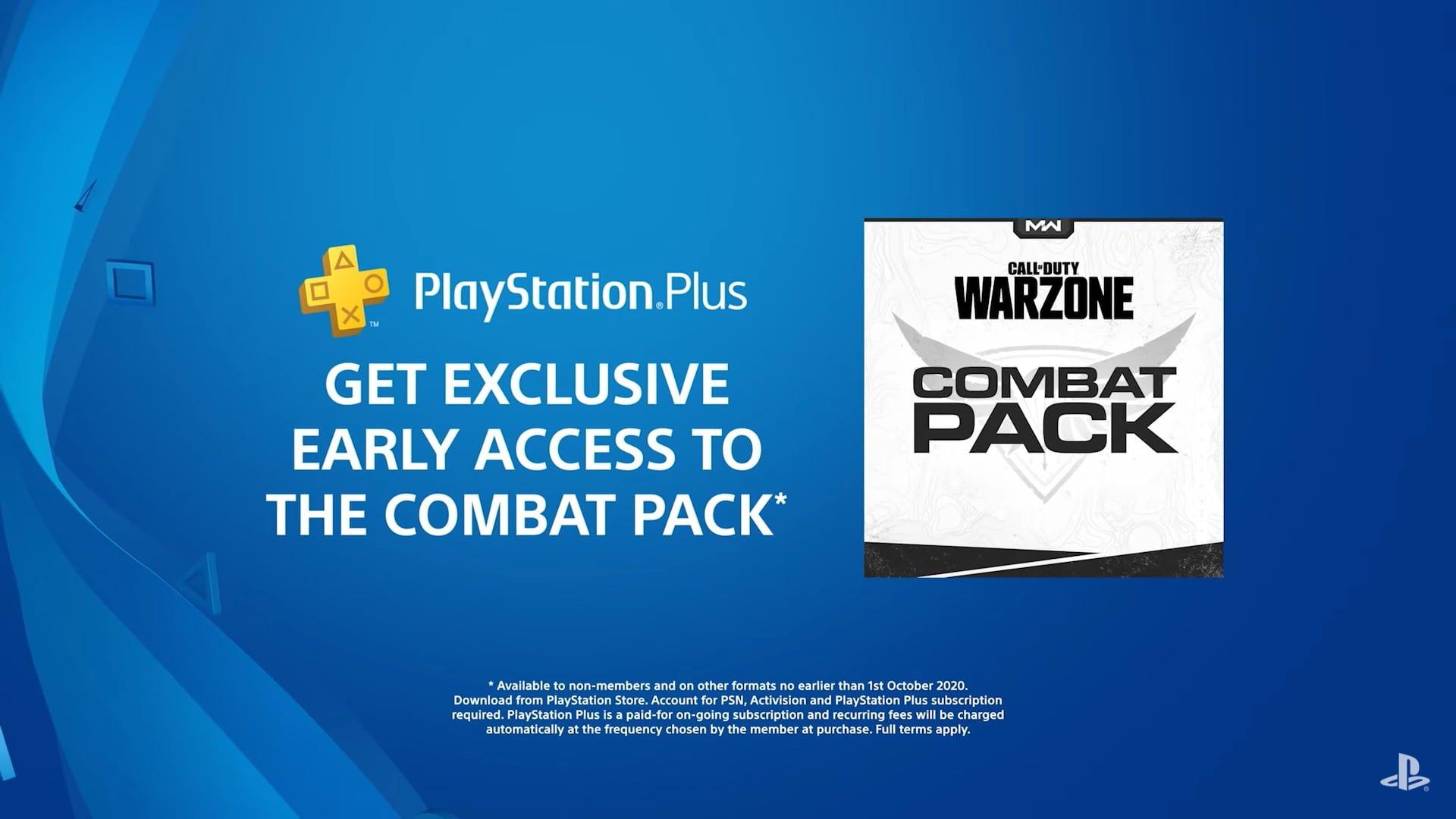 Modern Warfare: assinatura na PS Plus não é necessária no modo Warzone 1