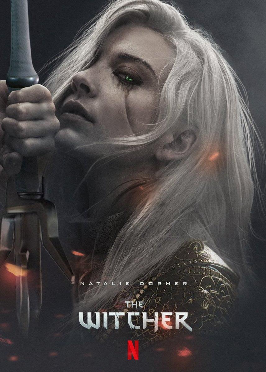 Natalie Dormer, de Game of Thrones, poderá estar em The Witcher [rumor] 1