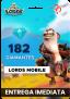 Lords Mobile (APK) – 182 Diamantes
