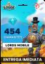 Lords Mobile (APK) – 454 Diamantes
