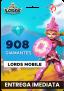 Lords Mobile (APK) – 908 Diamantes